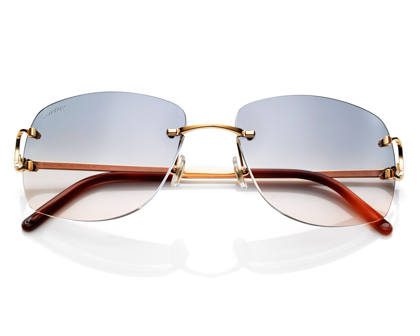 eyewear photography Cartier frames