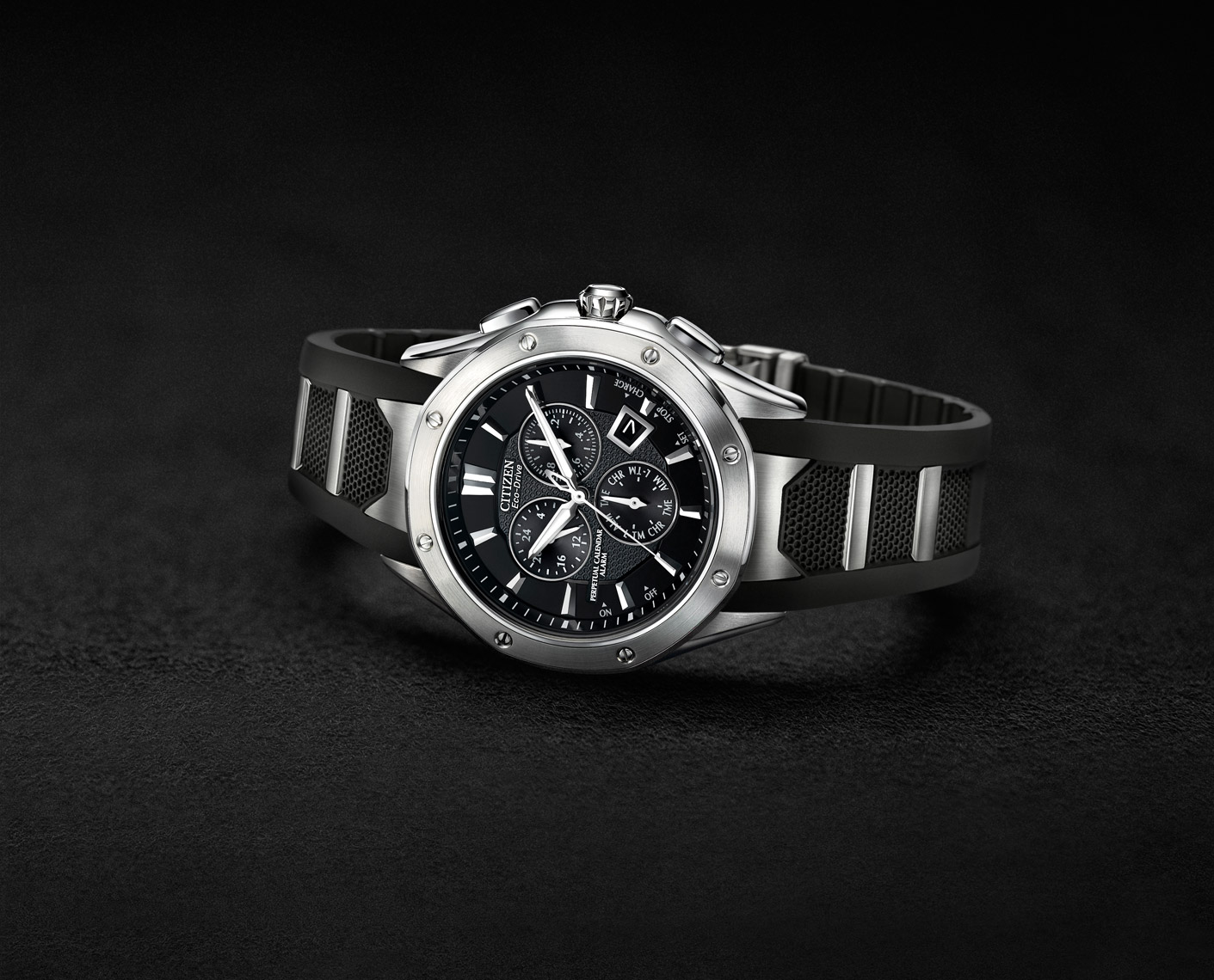Advertising watch photography - Citizen Eco-Drive - still life photographer Kliton Ceku