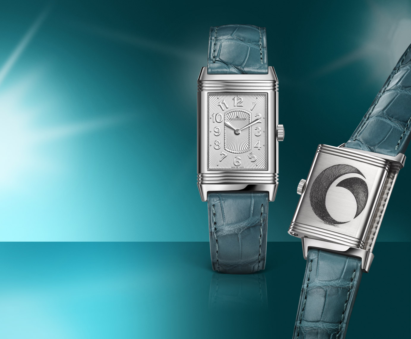 Jaeger Watches Editorial photography