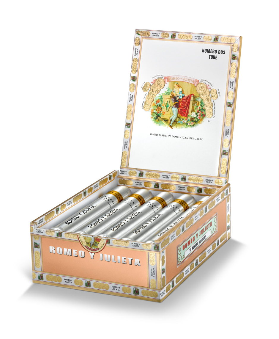 Romeo Julietta cigars product photo on white